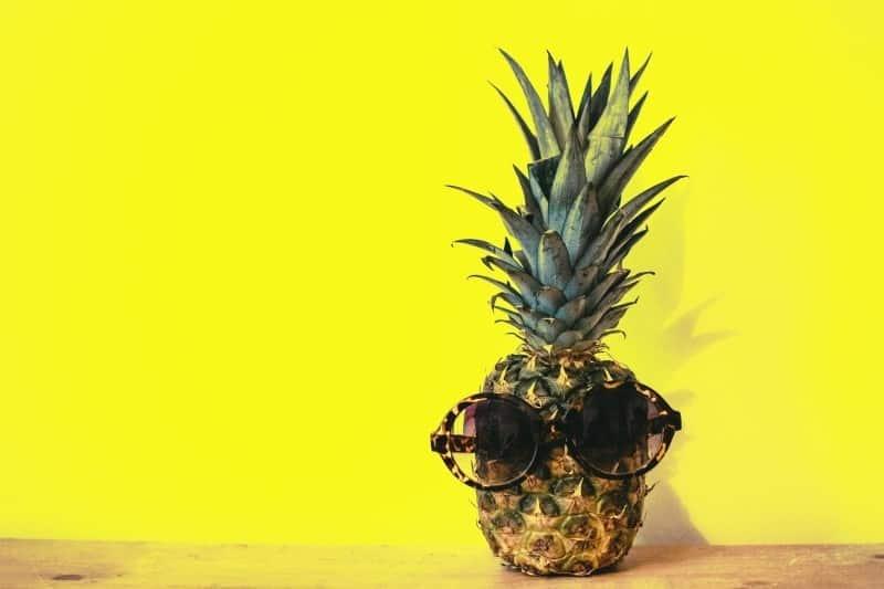 Vegane Leder Alternativen Material nachhaltige Ananasblätter