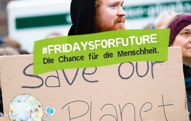 Fridays For Future Bewegung als Chance
