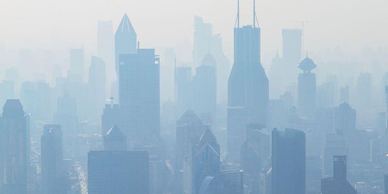 Umweltprobleme unserer Zeit- Ursachen und Lösungen - Luftverschmutzung