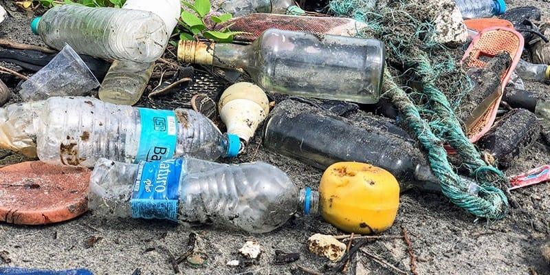 Umweltprobleme unserer Zeit- Ursachen und Lösungen - Plastikmüll