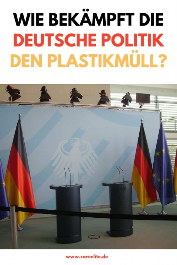 Politik Plastikmüll Parteien