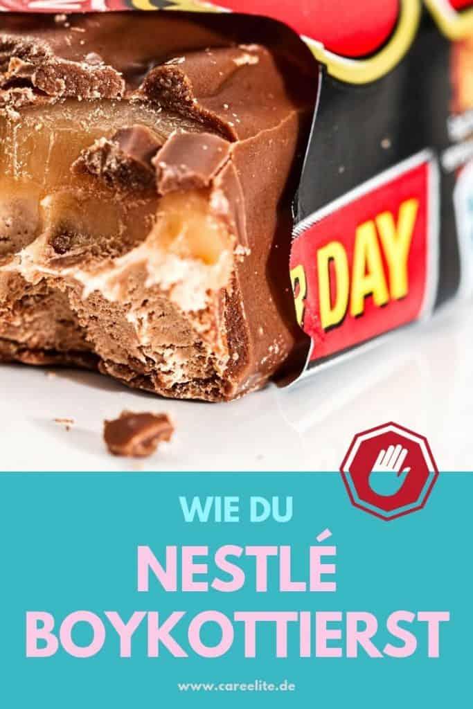 Nestle Boykott Kritik und Tipps