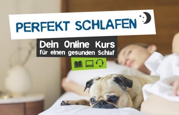 Perfekt Schlafen Online Kurs Schlaftraining