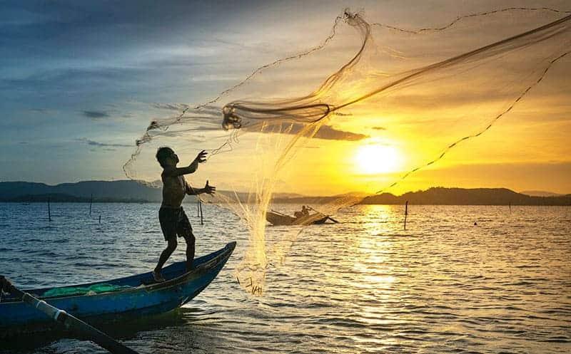 Überfischung der Meere - Zukunft?