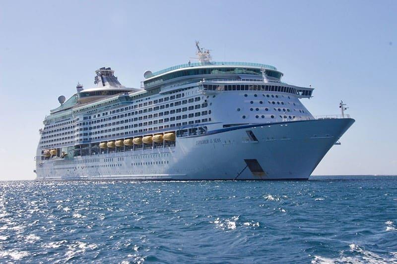 Norwegen verbannt Kreuzfahrtschiffe
