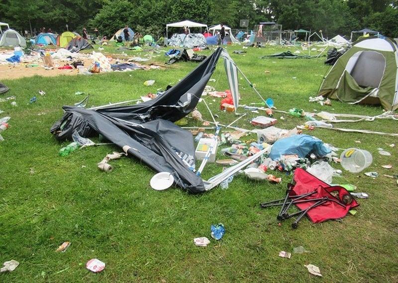 Zero Waste Festival Tipps zur Müllvermeidung