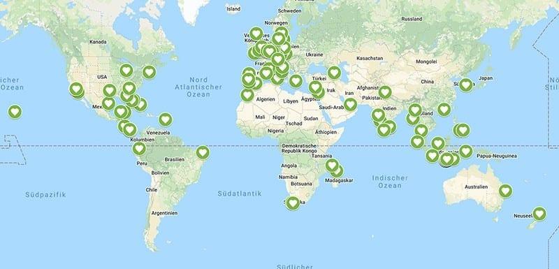 Beach CleanUps auf der ganzen Welt supporten
