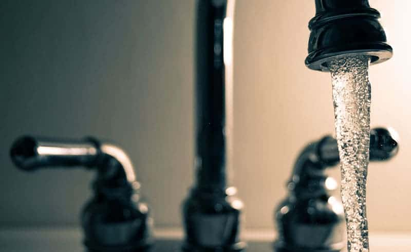 Das Umweltproblem der Wasserknappheit