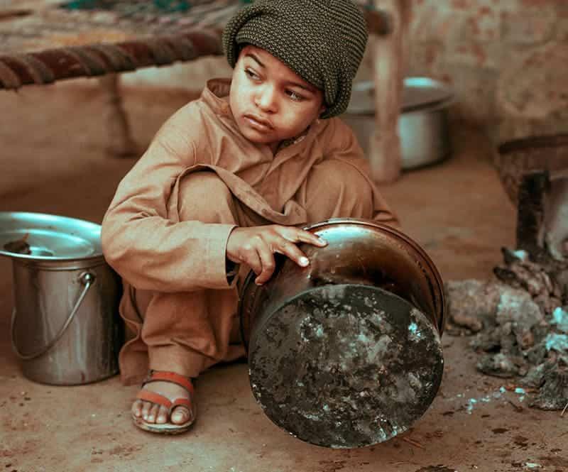 Welthunger und Hungersnot - Welche Folgen hat das?