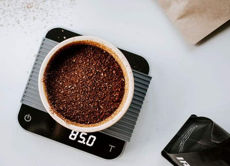 Kaffeesatz Anwendungen im Haushalt