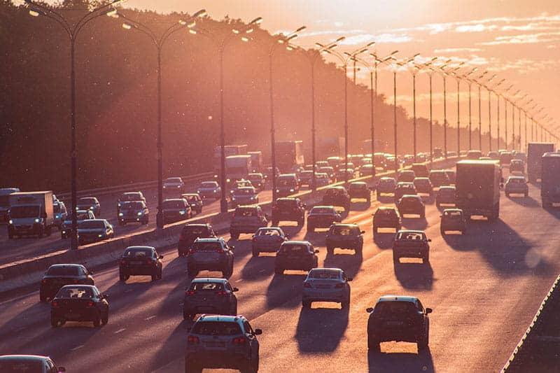 Nachhaltig und umweltbewusst Autofahren