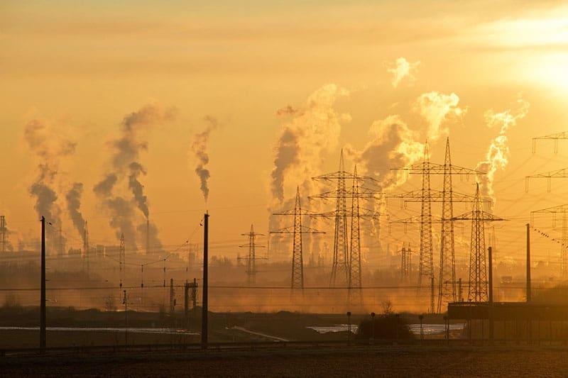 Klimawandel Fakten Statistiken CO2-Ausstoß