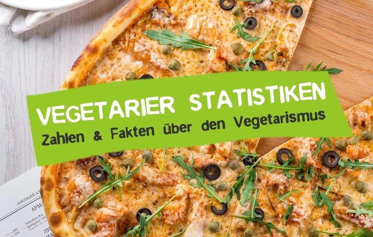Statistiken über Vegetarier