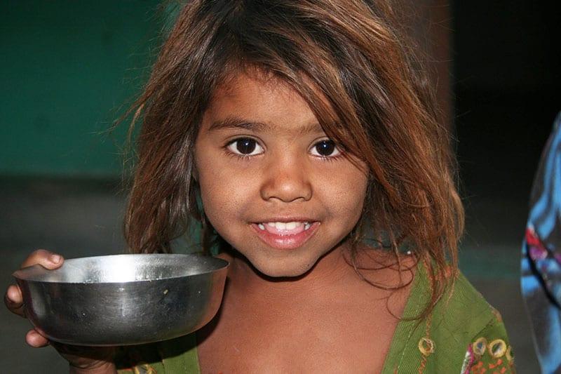 Welthunger Statistiken Zahlen Fakten - Mädchen