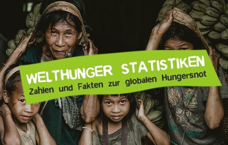 Hunger Statistiken Zahlen Fakten Welthunger