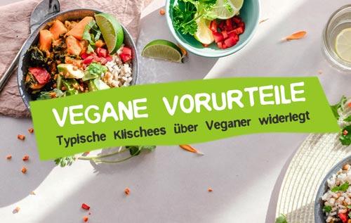 Vorurteile gegenüber Veganern im Überblick