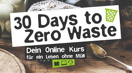 Zero Waste Kurs