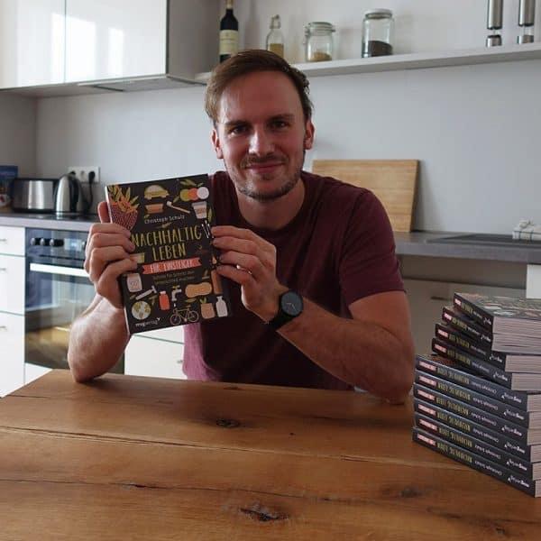 Christoph Schulz - Autor von Nachhaltig leben für Einsteiger