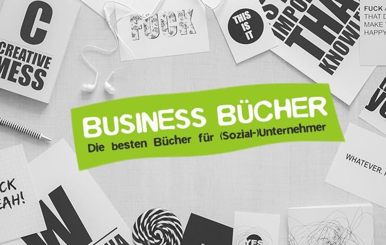Business Bücher für Umwelt-Unternehmer