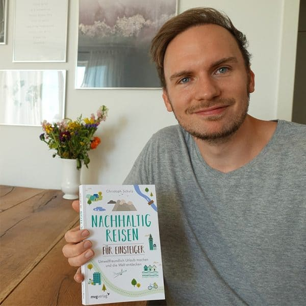 Buch Nachhaltig reisen für Einsteiger von Christoph Schulz