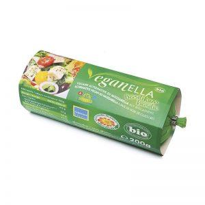 Veganer Mozzarella Käse als Ersatz