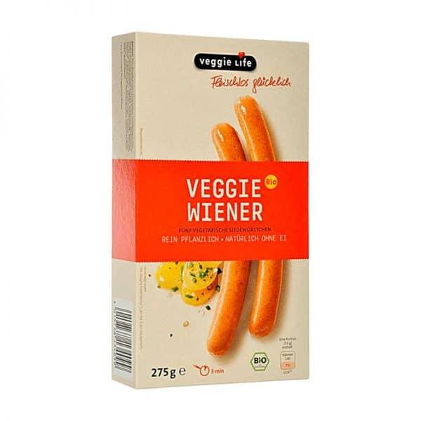 Vegane Bockwurst Alternative Veggie