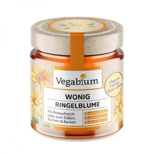 Veganer Honig aus Ringelblumen