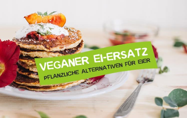 Vegane Alternative für Eier