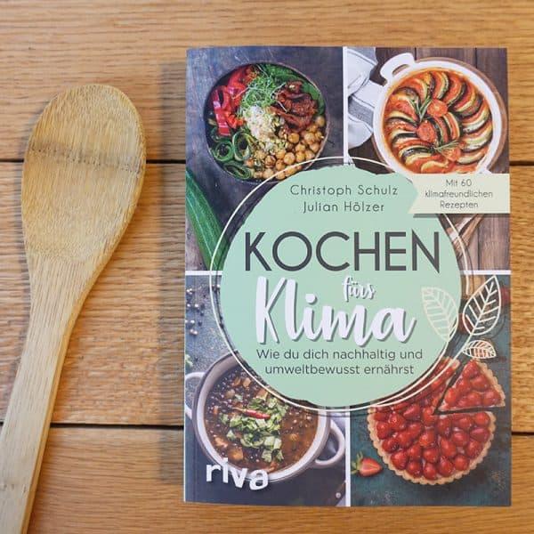 Cover Kochen fürs Klima Kochboch