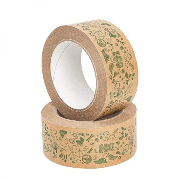 Papierklebeband ohne Plastik - Paketband