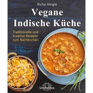 Vegane indische Küche - Buch von Richa Hingle
