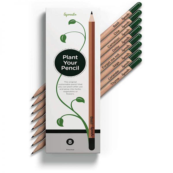 Bleistifte zum Einpflanzen kaufen von Sprout im Plastikfrei Shop