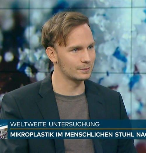 Christoph Schulz bei Welt N24