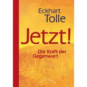 Buch Jetzt! Kraft der Gegenwart von Eckhart Tolle