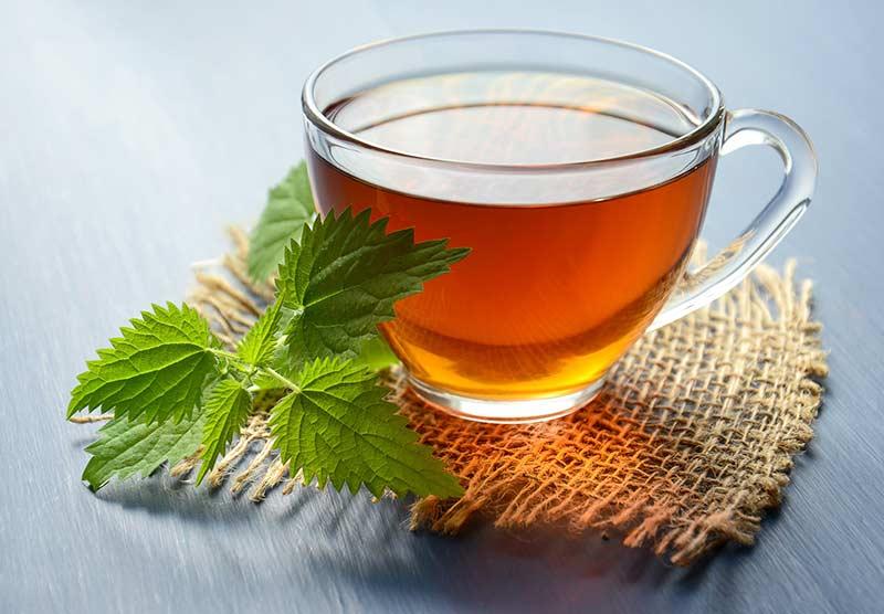 Pfefferminz Tee Zero Waste - Eine von vielen beruhigenden Teesorten