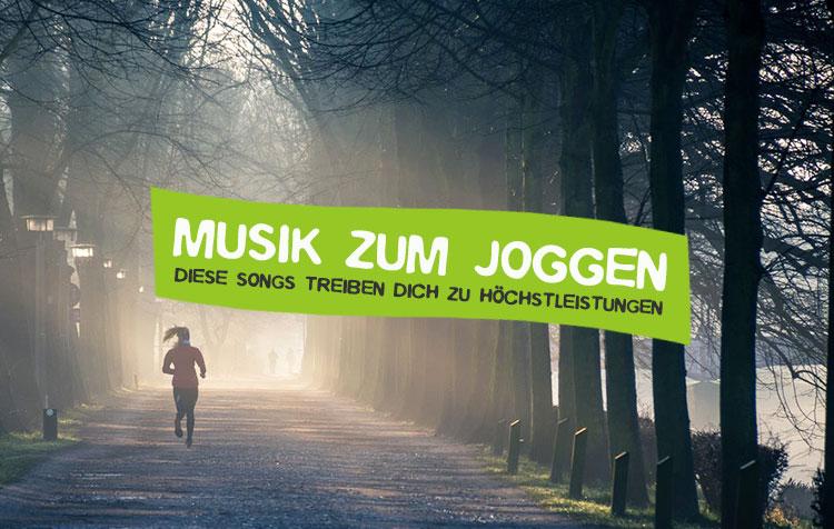 Musik zum Joggen und Laufen
