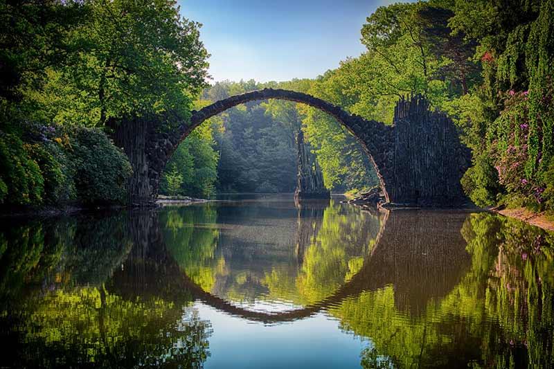 Brücke - Umwelt, Mensch, Natur Ethik