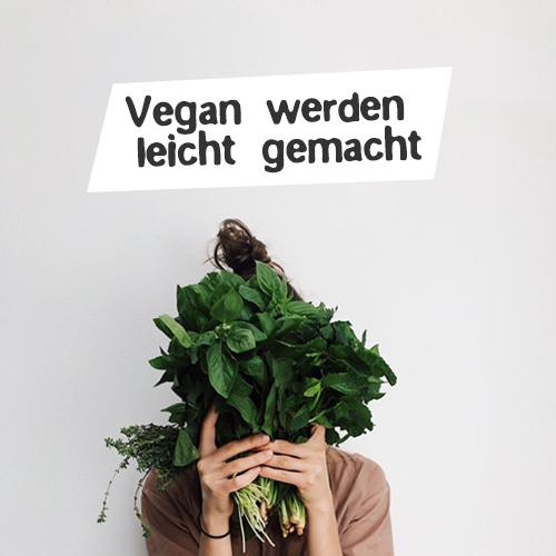 Vegan werden leicht gemacht Kurs