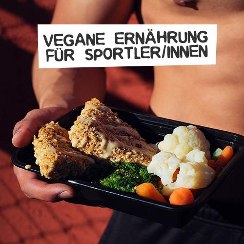 Vegane Sporternährung Online Kurs