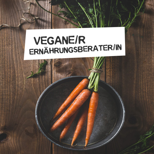 Veganer Ernährungsberater Ausbildung Studium