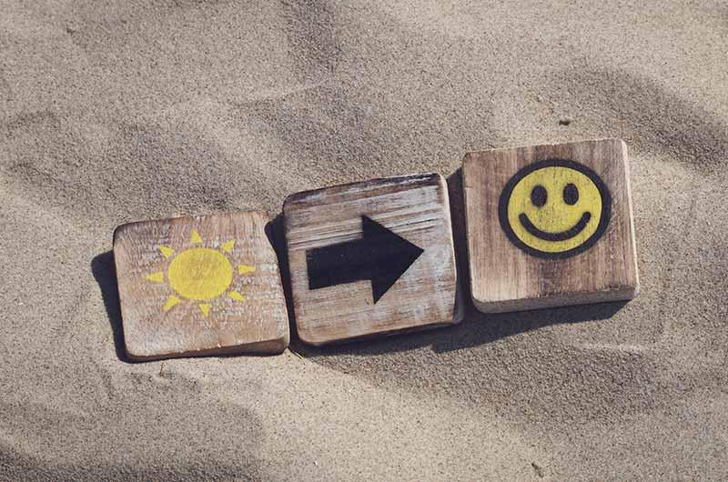Sonne fördert die Vitamin D Produktion
