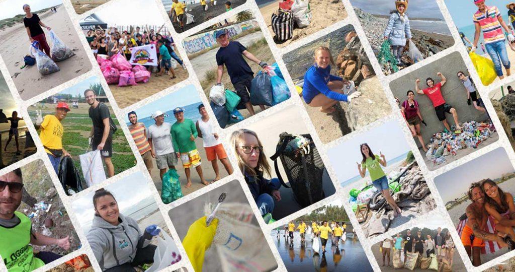 Facebook Beach CleanUp Group