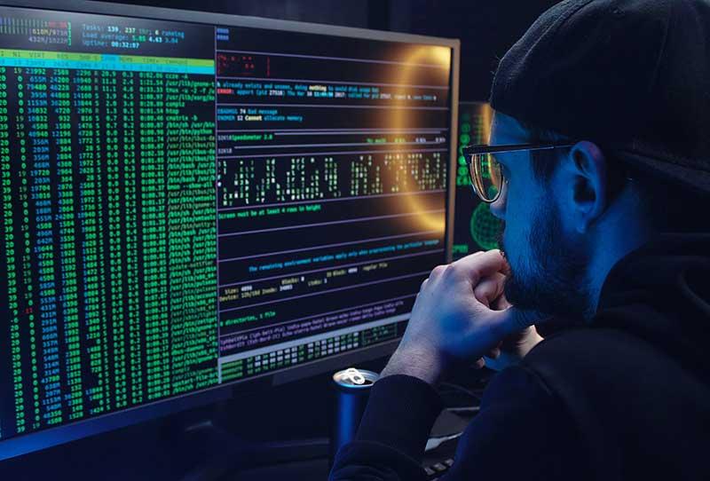 Unterschiedliche Passwörter zum Schutz gegen Hacker