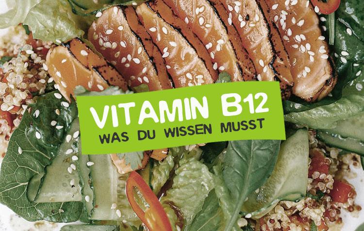 Vitamin B12 - Steckbrief, Tagesbedarf und mehr