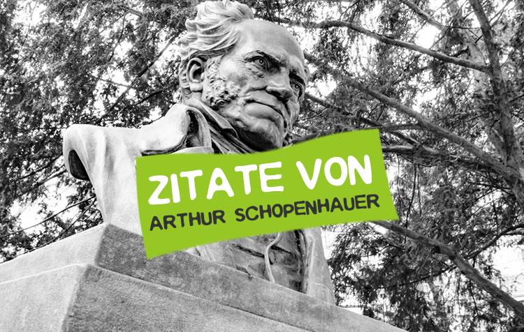 Zitate von Arthur Schopenhauer