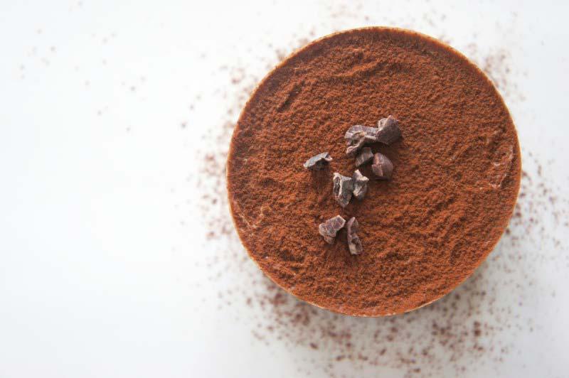 Magnesium steckt auch in Kakao