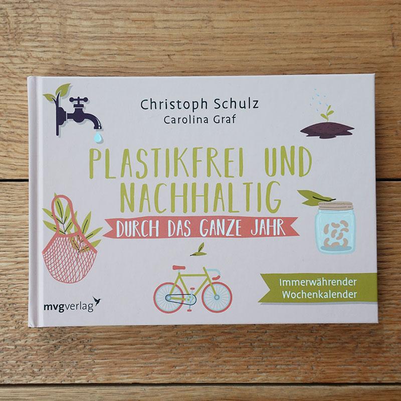 Plastikfrei und nachhaltig Kalender Buch