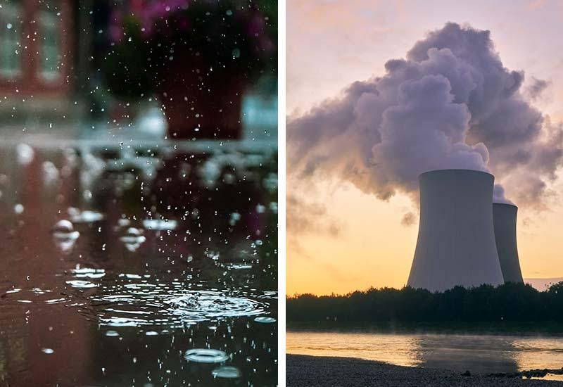Unterschied zwischen Wetter und Klima