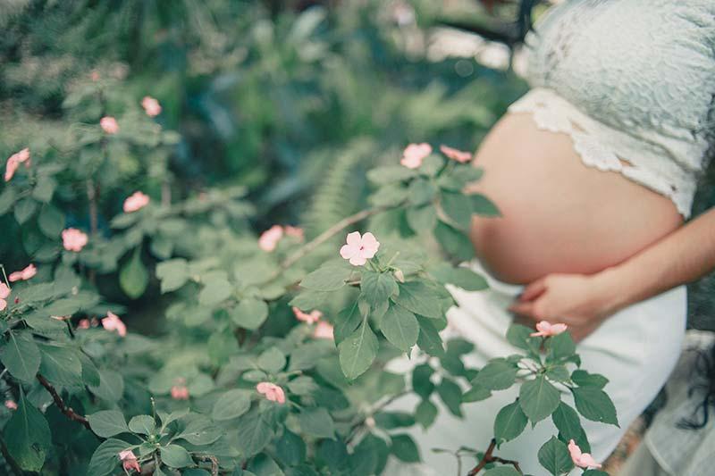Pflanzliche Ernährung bei Schwangerschaft gesund?