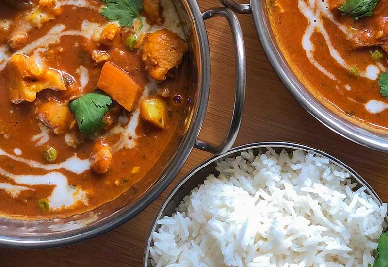 Vegan Anfängerfehler vermeiden, internationale Küche nutzen